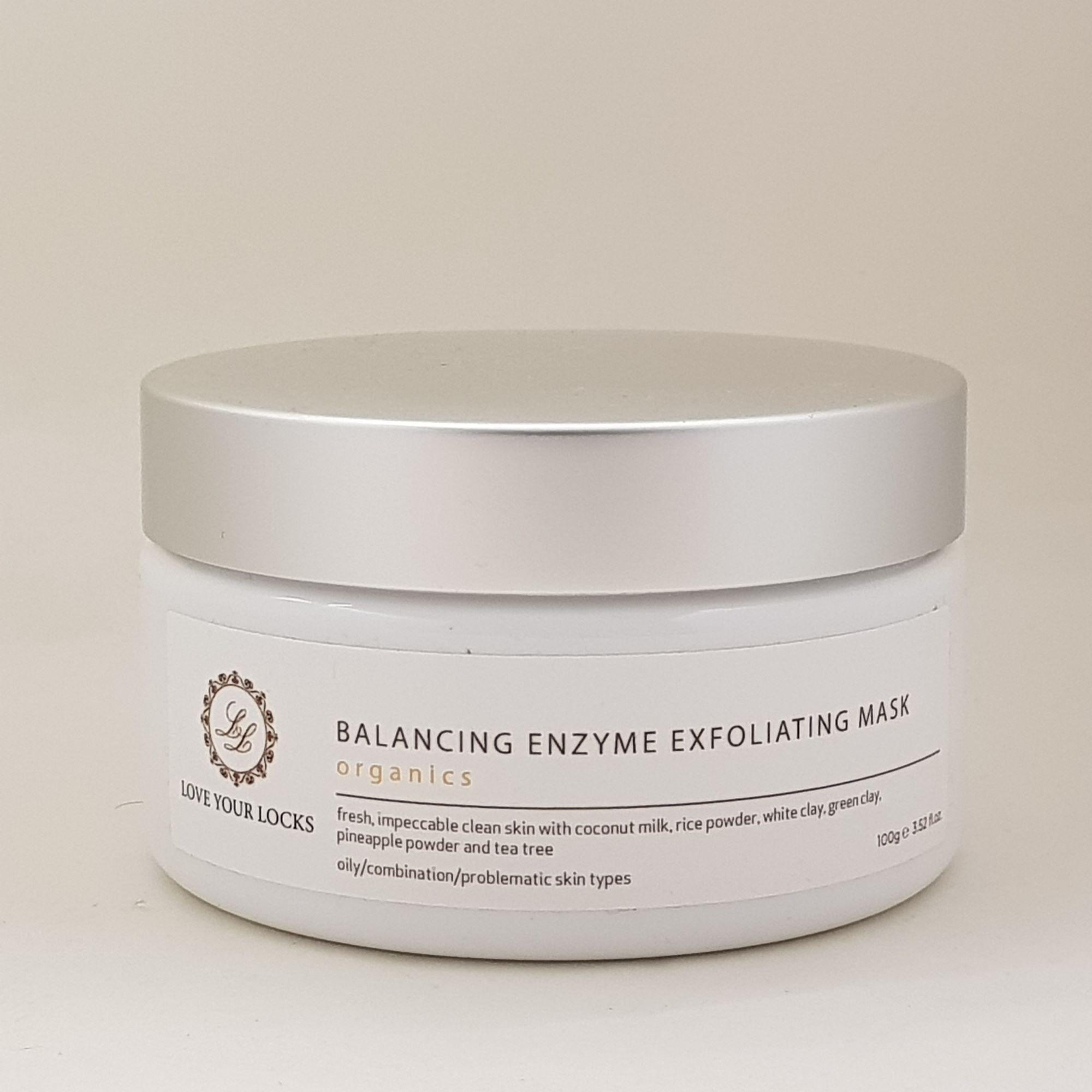 Balancing Enzyme Exfoliating Mask2