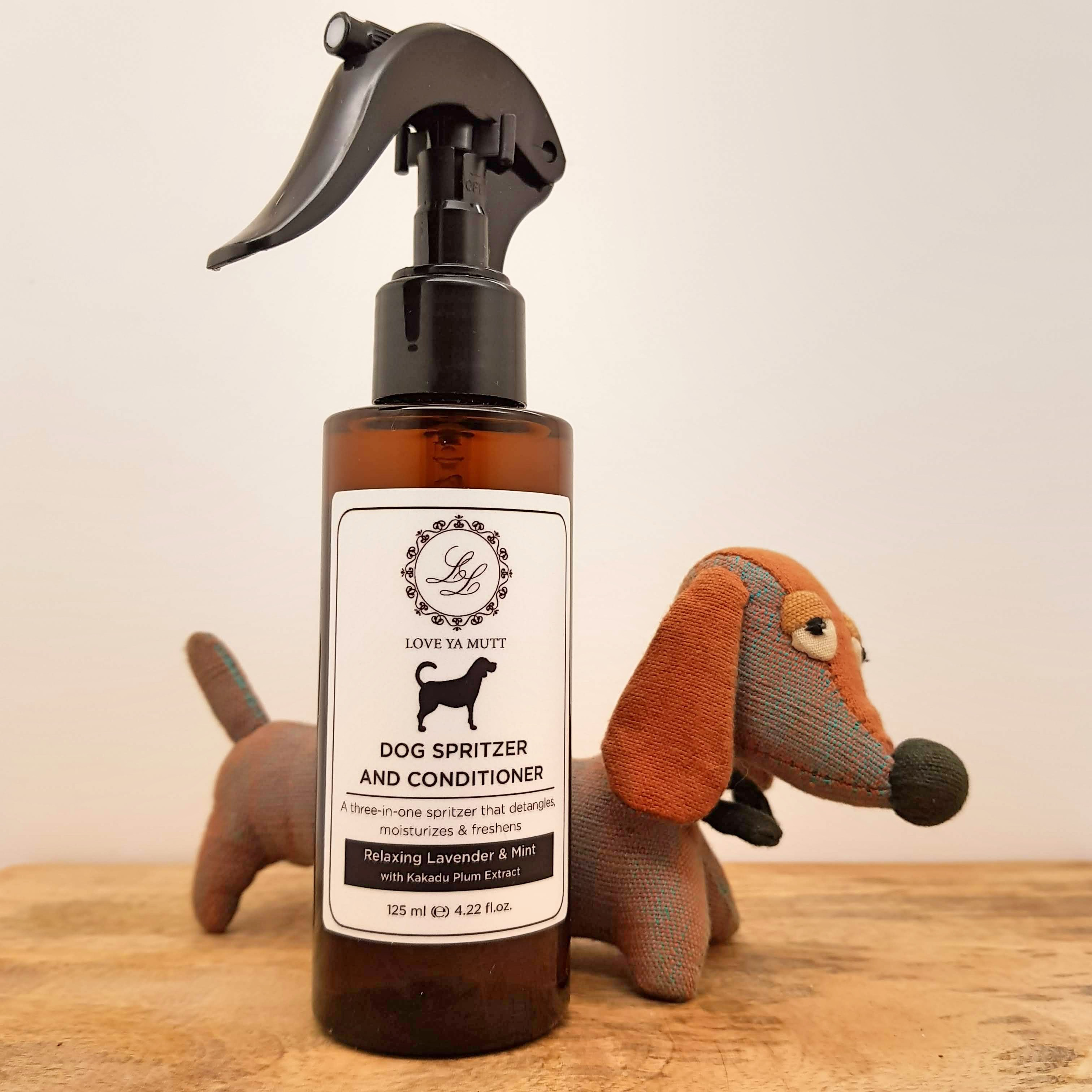 Dog Spritzer + Conditioner 1