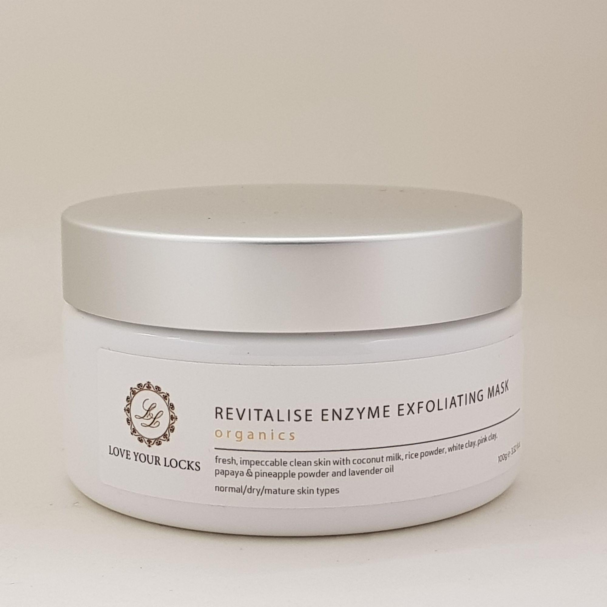 Revitalise Enzyme Exfoliating Mask2